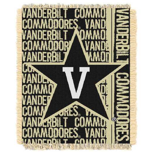 1COL019030071RET: NW COL DP Tapestry Throw, Vanderbilt